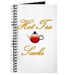 Hot Tea Sucks Journal