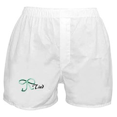 Tubes Tied Boxer Shorts