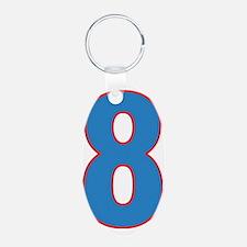 Eight Keychains