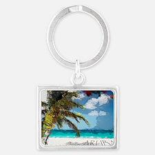Aruba6 Landscape Keychain