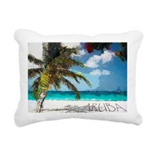 Aruba6 Rectangular Canvas Pillow