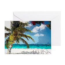 Aruba6 Greeting Card