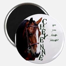 Cheyenne Magnet