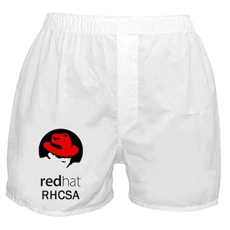 new RHCSA logo 2 Boxer Shorts