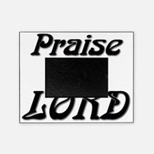 Praise The LORD Black Picture Frame