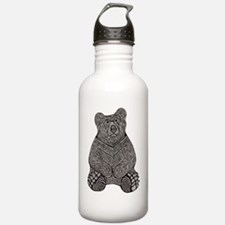 Bear and the Missing B Water Bottle