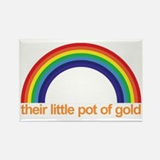 theirlittlepotofgold Rectangle Magnet