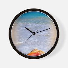 blanket39v Wall Clock