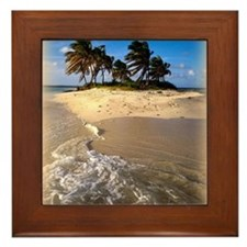 blanket37v Framed Tile