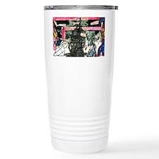 Black Bart Travel Mug