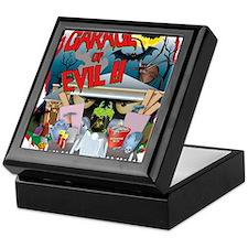 2-Garage of Evil Gary Shirt Keepsake Box