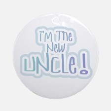 New Uncle Ornament (Round)