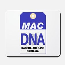 Kadena MAC Tag Mousepad