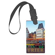 Trier - Hauptmarkt Luggage Tag