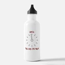 2-Final Countdown Water Bottle