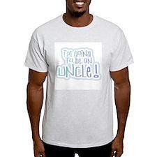 Future Uncle Ash Grey T-Shirt