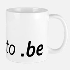 to .be or not to .be Mug