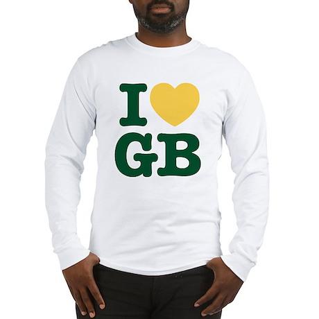 iheartgb2 Long Sleeve T-Shirt