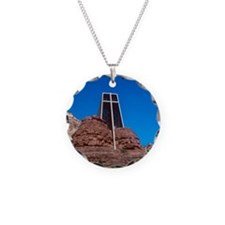 Chapel of the Holy Cross Sed Necklace
