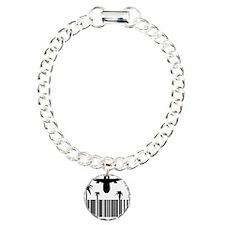 airline_island_upc_black Bracelet