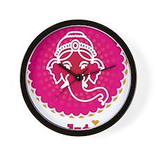 Ganesh_T1 Wall Clock