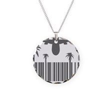 airline_island_upc Necklace