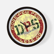 DPS Wall Clock