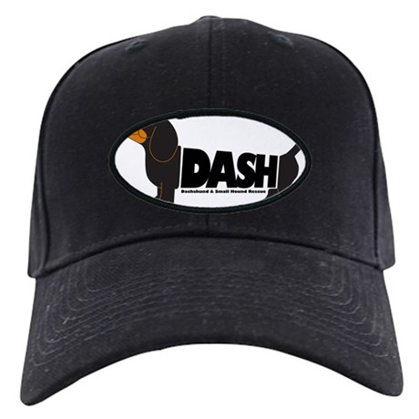 Dash logo 10x10_edited-1 Black Cap