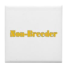Non-Breeder Tile Coaster