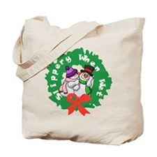 Slippery Tote Bag