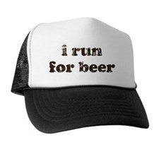 irunforbeer2 Trucker Hat