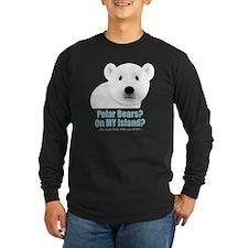 polar black T