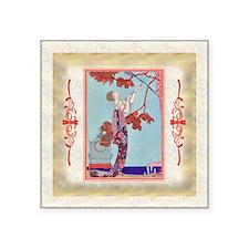 """Keepsake 5 May ADF-LeVol Square Sticker 3"""" x 3"""""""