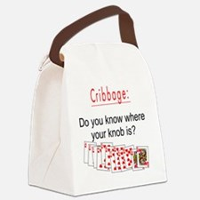 Do You Know Canvas Lunch Bag