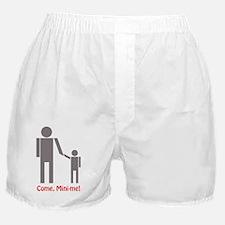 Mini-me Boxer Shorts