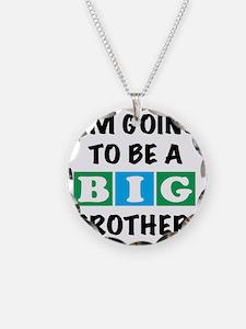back Big Bro Necklace