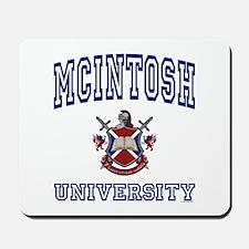 MCINTOSH University Mousepad