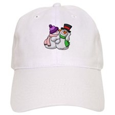 Snow Lovers Baseball Cap