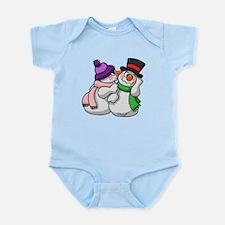 Snow Lovers Infant Bodysuit