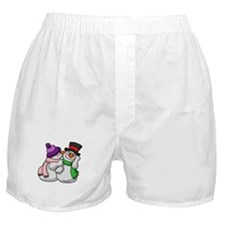 Snow Lovers Boxer Shorts