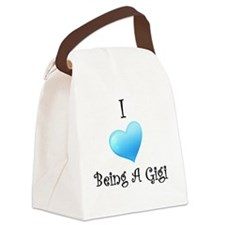 gigi10 Canvas Lunch Bag