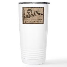 TShirt_Join_or_Die Travel Mug