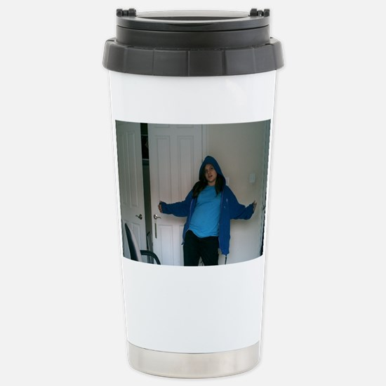KAIRSTEN Stainless Steel Travel Mug