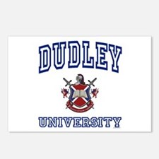 DUDLEY University Postcards (Package of 8)