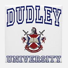 DUDLEY University Tile Coaster
