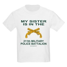 My Sister Is In The 211th MP Battalion