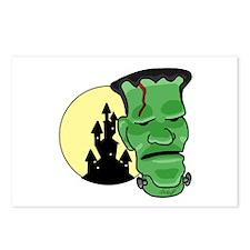 Frankenstein Postcards (Package of 8)