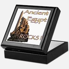 rocks Keepsake Box