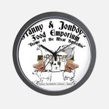 smoothie-4 Wall Clock