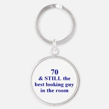 70 still best looking 2 Keychains